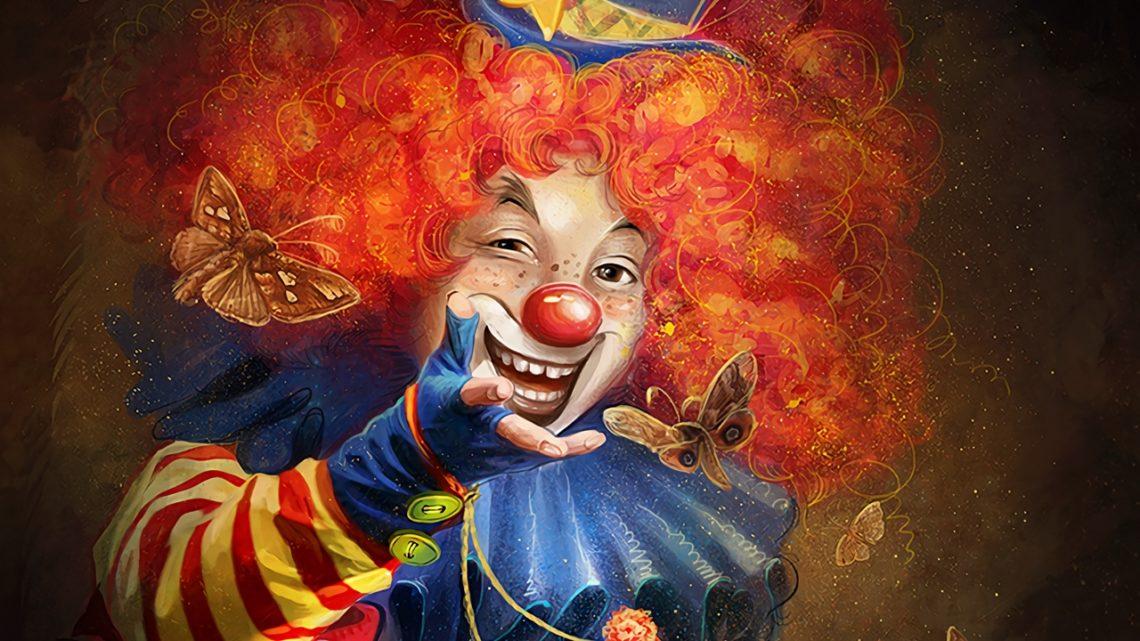 «Как это было Клоун?»